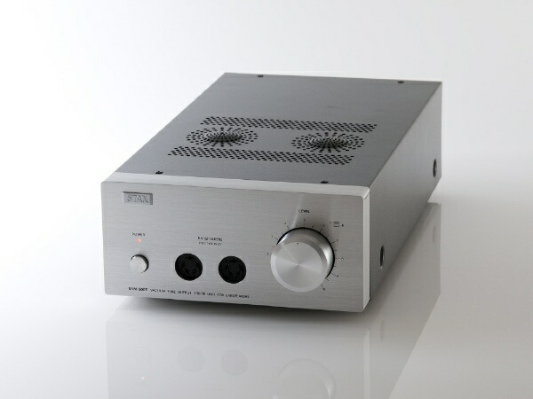STAXスタックス真空管式ドライバー・ユニットSRM-500T[真空管]