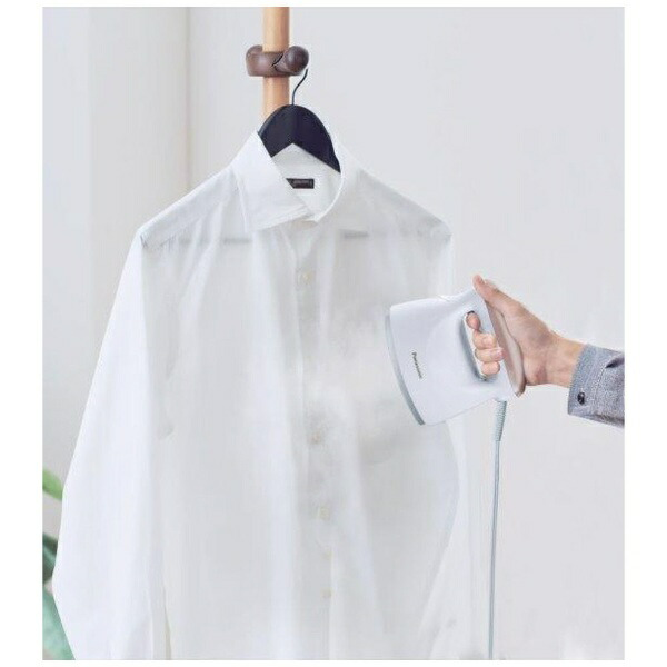 パナソニックPanasonic衣類スチーマーピンクゴールド調NI-FS570-PN[ハンガーショット機能付き]