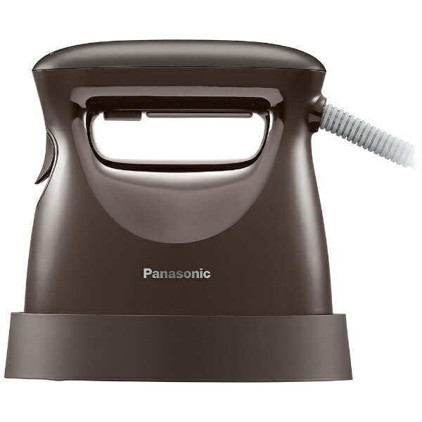 パナソニックPanasonic衣類スチーマーダークブラウンNI-FS570-T[ハンガーショット機能付き]
