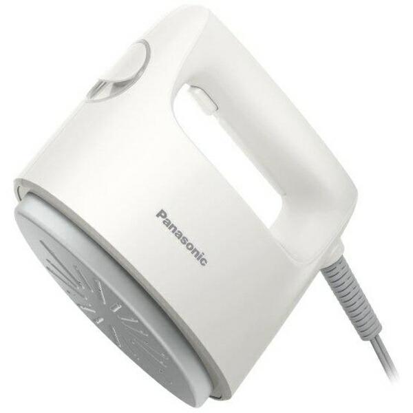 パナソニックPanasonic衣類スチーマーホワイトNI-FS420-W[ハンガーショット機能付き]