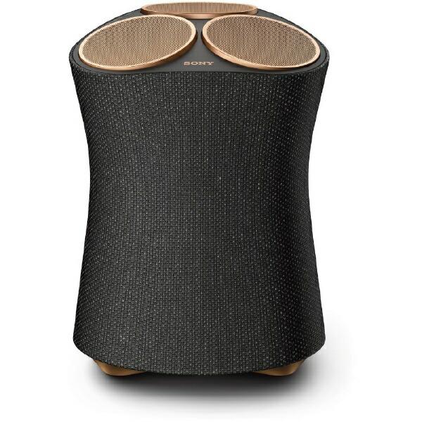 ソニーSONYブルートゥーススピーカーブラックSRS-RA5000M[ハイレゾ対応/Bluetooth対応/Wi-Fi対応]