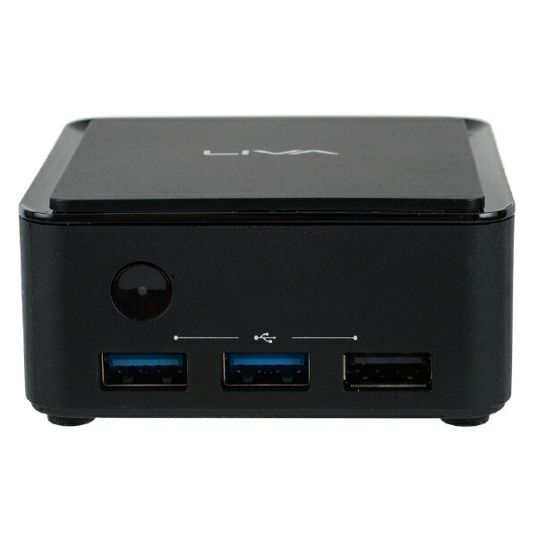 ECSイーシーエスデスクトップパソコンLIVAQ1LLIVAQ1L-4/64-W10Pro(N3350)[モニター無し/intelCeleron/メモリ:4GB/eMMC:64GB/2021年3月モデル]