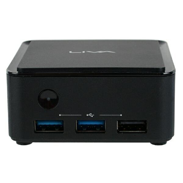 ECSイーシーエスデスクトップパソコンLIVAQ1LLIVAQ1L-4/64-W10(N3350)IOT[モニター無し/intelCeleron/メモリ:4GB/eMMC:64GB/2021年3月モデル]