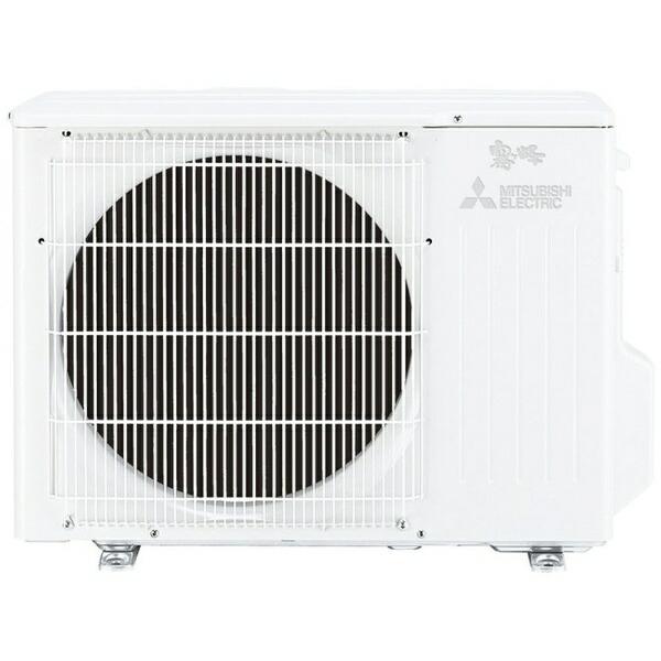 三菱MitsubishiElectric【標準工事費込み】MSZ-R2821-Wエアコン2021年霧ヶ峰Rシリーズピュアホワイト[おもに10畳用/100V]