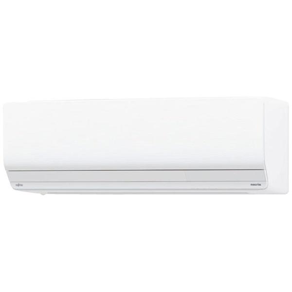 富士通ゼネラルFUJITSUGENERAL【標準工事費込み】AS-Z281L-Wエアコン2021年nocria(ノクリア)Zシリーズホワイト[おもに10畳用/100V]