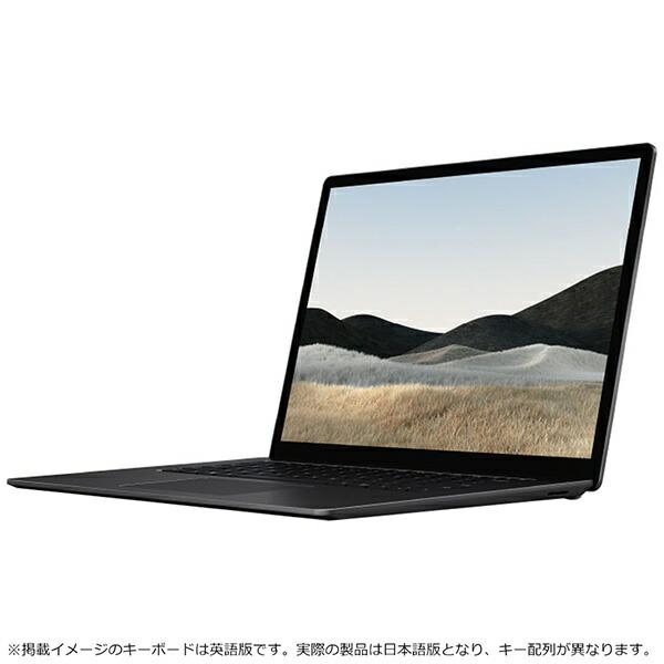 マイクロソフトMicrosoft5IM-00016SurfaceLaptop4(サーフェスラップトップ4)ブラック[15.0型/intelCorei7/SSD:512GB/メモリ:16GB/2021年4月モデル]
