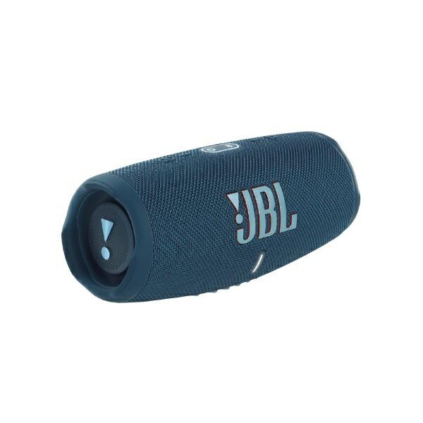 JBLジェイビーエルブルートゥーススピーカーブルーJBLCHARGE5BLU[Bluetooth対応/防水]