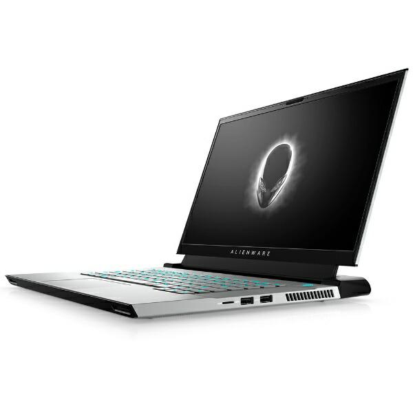 DELLデルゲーミングノートパソコンAlienwarem15R4ルナライト(シルバーホワイト)NAM85E-BHLW[15.6型/intelCorei7/メモリ:16GB/SSD:1TB/2021年春モデル]【rb_winupg】