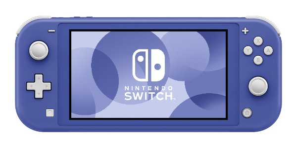 任天堂NintendoNintendoSwitchLiteブルー[ニンテンドースイッチライト本体ゲーム機本体]【代金引換配送不可】