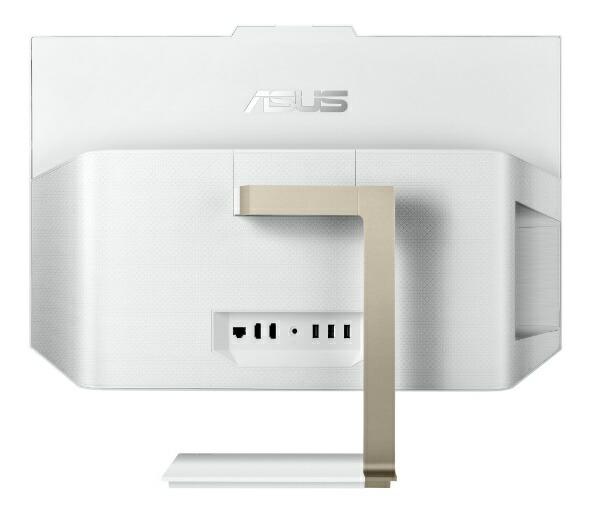 ASUSエイスースデスクトップパソコンZenAiO24A5401ホワイトA5401W-R75700BP[23.8型/AMDRyzen7/メモリ:16GB/HDD:1TB/SSD:256GB/2021年4月モデル]【rb_winupg】