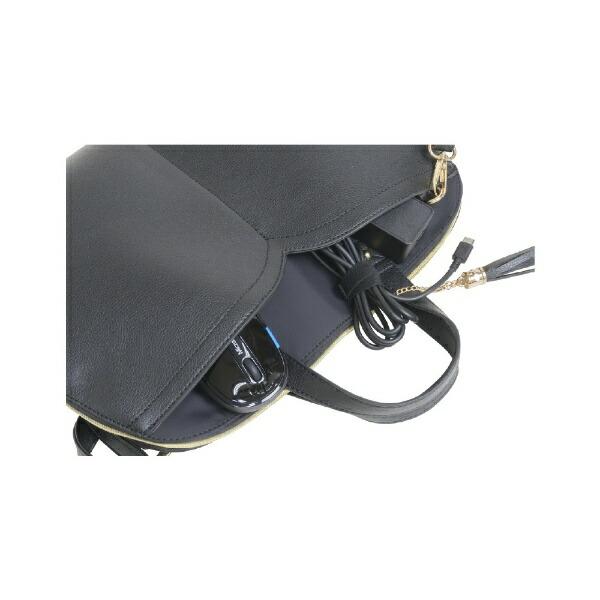 CASALITAキャサリータノートパソコン対応[13.3インチ]レディースPCバッグCasalitaキャサリータライトグレーCL-2307-LGY