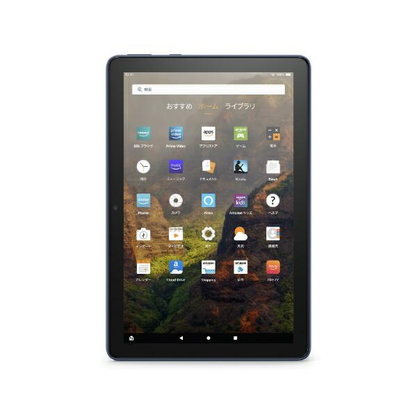 AmazonアマゾンFireタブレットPCFireHD10ブラックB08F5Z3RK5[10.1型/Wi-Fiモデル/ストレージ:32GB]