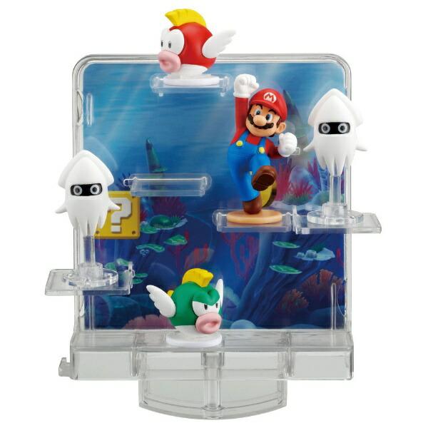 エポック社EPOCHスーパーマリオバランスワールドゲーム+水中ステージ