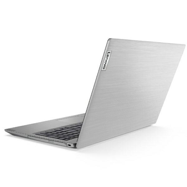 レノボジャパンLenovoノートパソコンIdeaPadL360iプラチナグレー82HL0096JP[15.6型/intelCeleron/メモリ:4GB/SSD:256GB/2021年6月モデル]