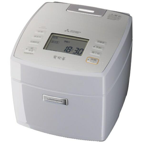 三菱MitsubishiElectric炊飯器炭炊釜淡雲(たんうん)NJ-VEC18-H[1升/IH]