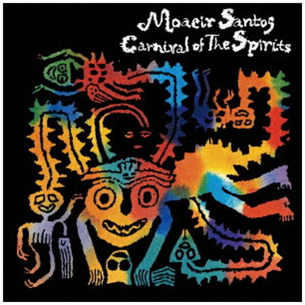 【2021年07月21日発売】ユニバーサルミュージックモアシル・サントス(vo、as、b、perc、arr)/カーニヴァル・オブ・ザ・スピリッツ生産限定盤【CD】【代金引換配送不可】