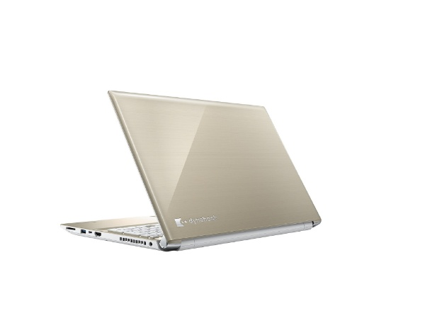 dynabookダイナブックノートパソコンdynabookT6サテンゴールドP1T6RZEG[16.1型/intelCorei7/SSD:256GB/メモリ:8GB/2021年6月モデル]【point_rb】
