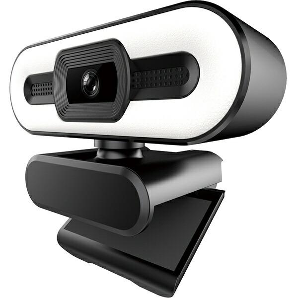 SUNEASTサンイーストSEW10-2K370CLウェブカメラマイク内蔵・LEDライト付ブラック[有線]