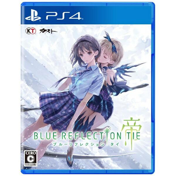 【2021年10月21日発売】コーエーテクモゲームスKOEI【初回特典付き】BLUEREFLECTIONTIE/帝【PS4】【代金引換配送不可】