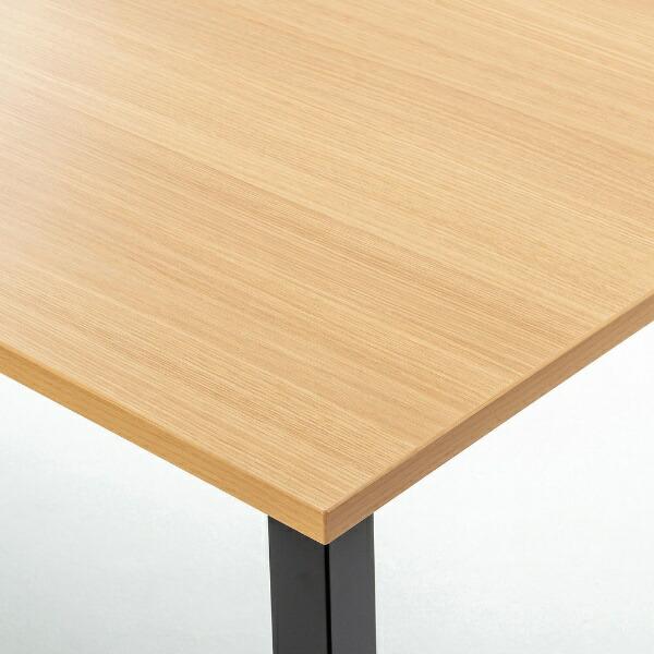 サンワサプライSANWASUPPLYフリースタイルデスク[W1000xD600xH720mm]薄い木目MDE-10060LM
