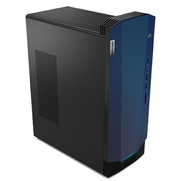 レノボジャパンLenovoゲーミングデスクトップパソコンIdeaCentreGaming560ブラック90RW002PJP[モニター無し/AMDRyzen7/メモリ:16GB/SSD:1TB/2021年7月モデル]