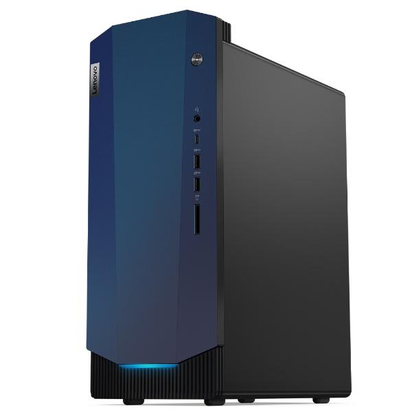 レノボジャパンLenovoゲーミングデスクトップパソコンIdeaCentreGaming560ブラック90RW002QJP[モニター無し/AMDRyzen5/メモリ:8GB/SSD:512GB/2021年7月モデル]