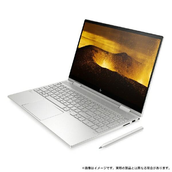 HPエイチピーノートパソコンENVYx36015-ed1000ナチュラルシルバー48H76PA-AAAB[15.6型/intelCorei5/メモリ:8GB/SSD:512GB/2021年8月モデル]【rb_winupg】