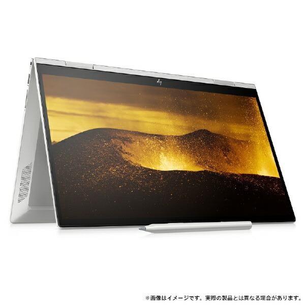 HPエイチピーノートパソコンENVYx36015-ed1000ナチュラルシルバー48H77PA-AAAA[15.6型/intelCorei7/メモリ:16GB/SSD:512GB/2021年8月モデル]【rb_winupg】