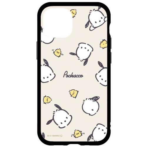 グルマンディーズgourmandiseサンリオキャラクターズIIIIfitiPhone13対応6.1inch2眼ケースポチャッコポチャッコSANG-147PC