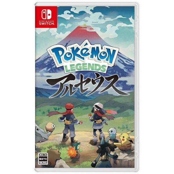 【2022年01月28日発売】任天堂Nintendo【アクリルミニフォトスタンド付き】PokemonLEGENDSアルセウス【Switch】【早期購入特典付き】【代金引換配送不可】