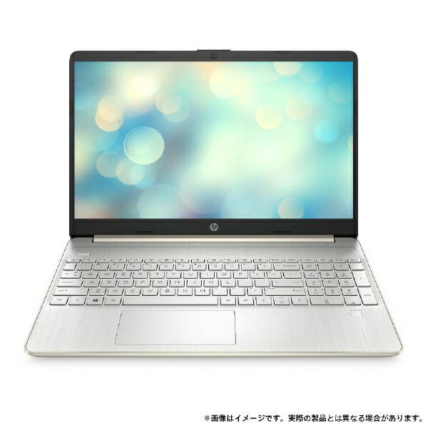 HPエイチピーノートパソコン15s-fq2000ゴールド46G75PA-AAAA[15.6型/intelCorei5/メモリ:8GB/SSD:512GB/2021年9月モデル]