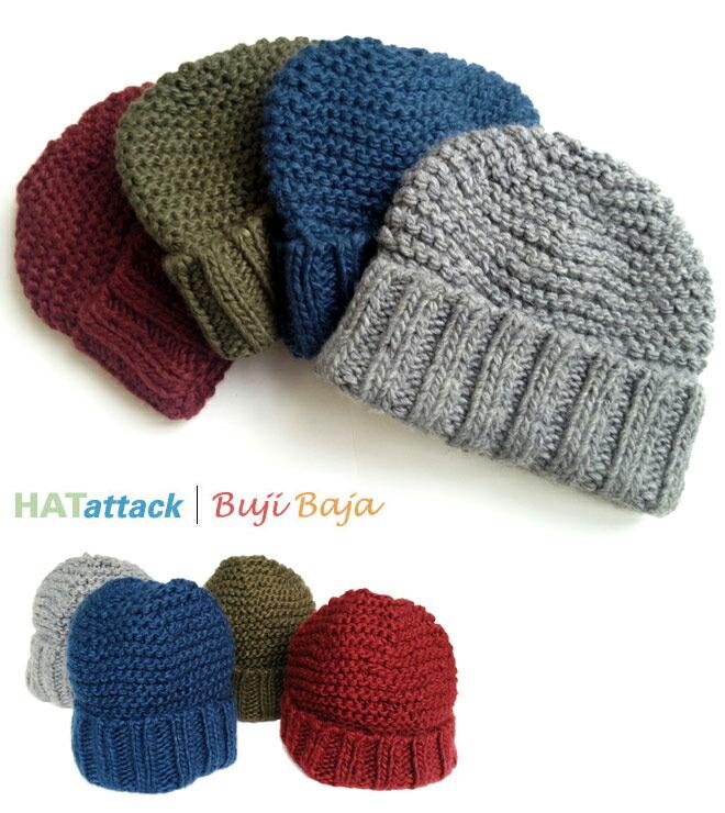 Hat Attack ハットアタック ニット帽