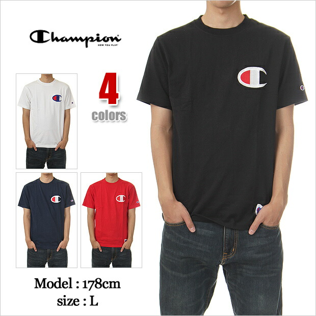 biggwillie | Rakuten Global Market: CHAMPION champion T shirt ...