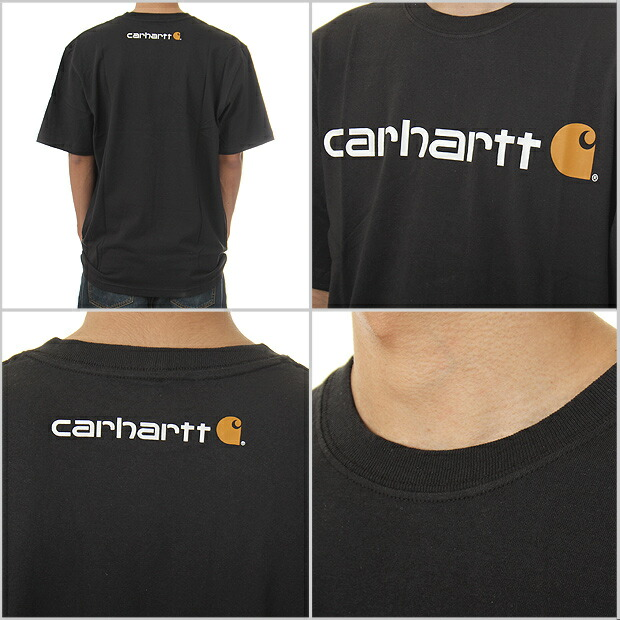 カーハート Tシャツ CARHARTT ロゴTシャツ メンズ
