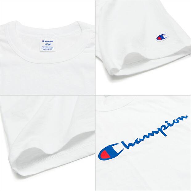 チャンピオン Tシャツ CHAMPION T-SHIRTS ロゴ メンズ 大きいサイズ champion レディースchampion