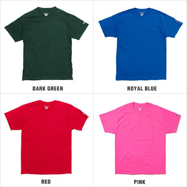 チャンピオン Tシャツ CHAMPION T-SHIRTS メンズ 大きいサイズ USAモデル champion t-shirts 無地 ワンポイント ロゴ 半袖 tシャツ あす楽