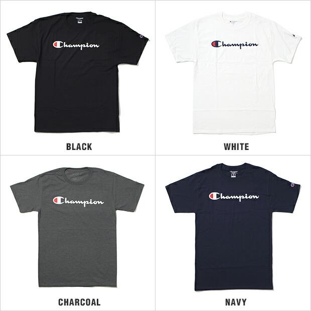 チャンピオン Tシャツ CHAMPION T-SHIRTS メンズ 大きいサイズ USAモデル hampion t-shirts ロゴ 半袖 tシャツ あす楽