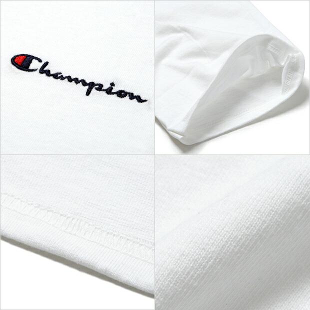 チャンピオン Tシャツ CHAMPION メンズ レディース 大きいサイズ USAモデル ロゴ 刺繍 半袖  あす楽