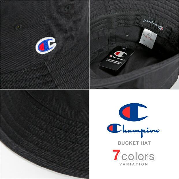 チャンピオン CHAMPION バケットハット ハット 帽子
