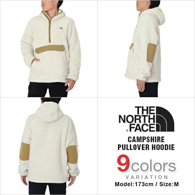 ノースフェイス フリース ジャケット パーカー メンズ THE NORTH FACE CAMPSHIRE PULLOVER HOODIE USモデル 大きいサイズ