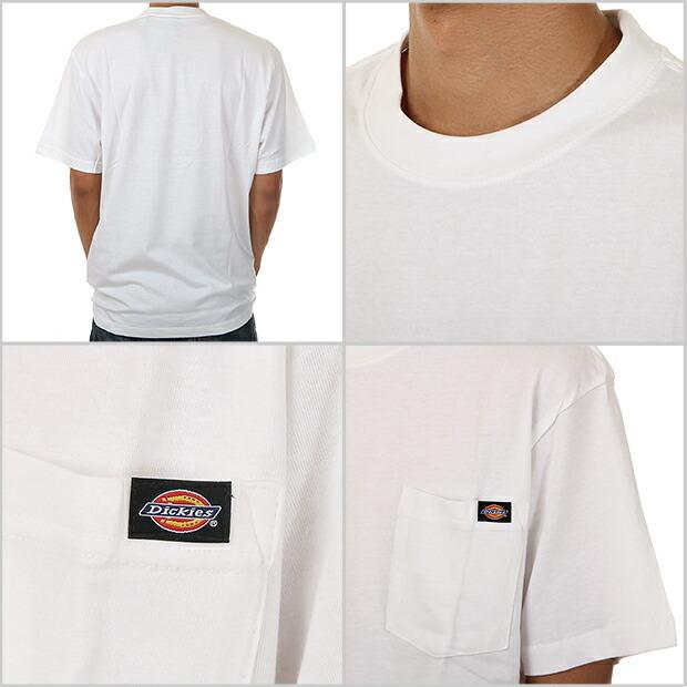DICKIES ディッキーズ Tシャツ T-SHIRTS ポケットTシャツ POCKET T-SHIRTS USAモデル メンズ レディース