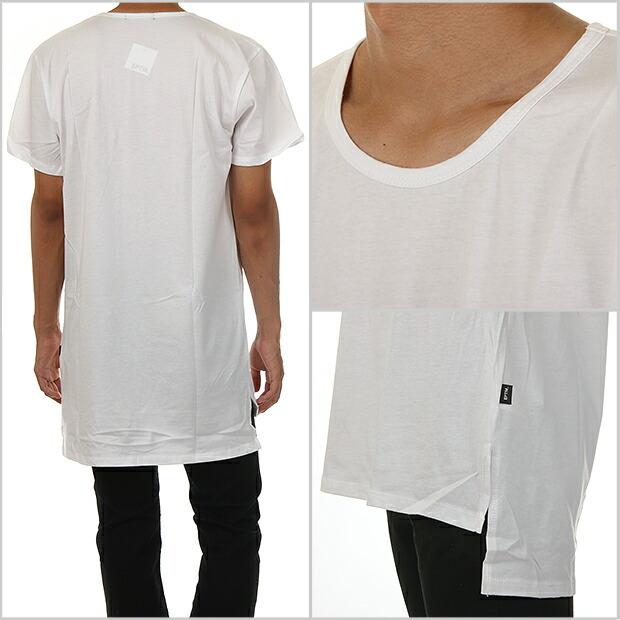 EPTM エピトミ Tシャツ 半袖 T-SHIRTS ロング丈 LAストリートブランド メンズ 大きいサイズ