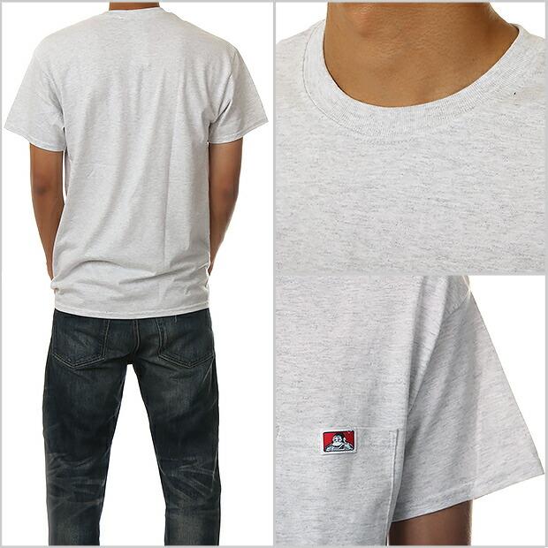 BEN DAVIS Tシャツ ベンデイビス 半袖 メンズ レディース ben davis ベンデービス ポケット Tシャツ ゴリラロゴ パッチ BEN DAVIS T-SHIRTS