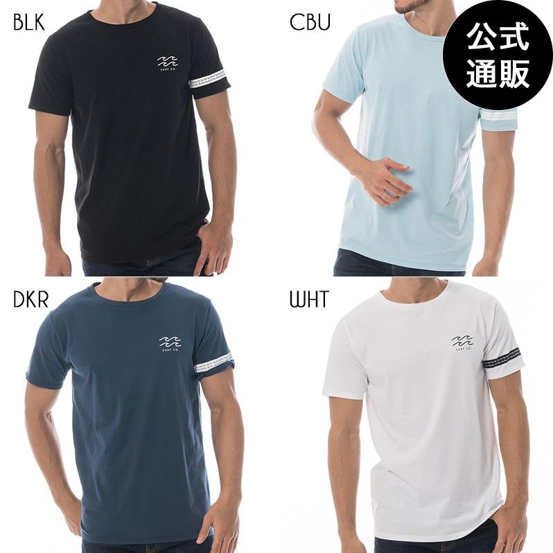 【送料無料】2019 ビラボン メンズ  ONE TIME Tシャツ