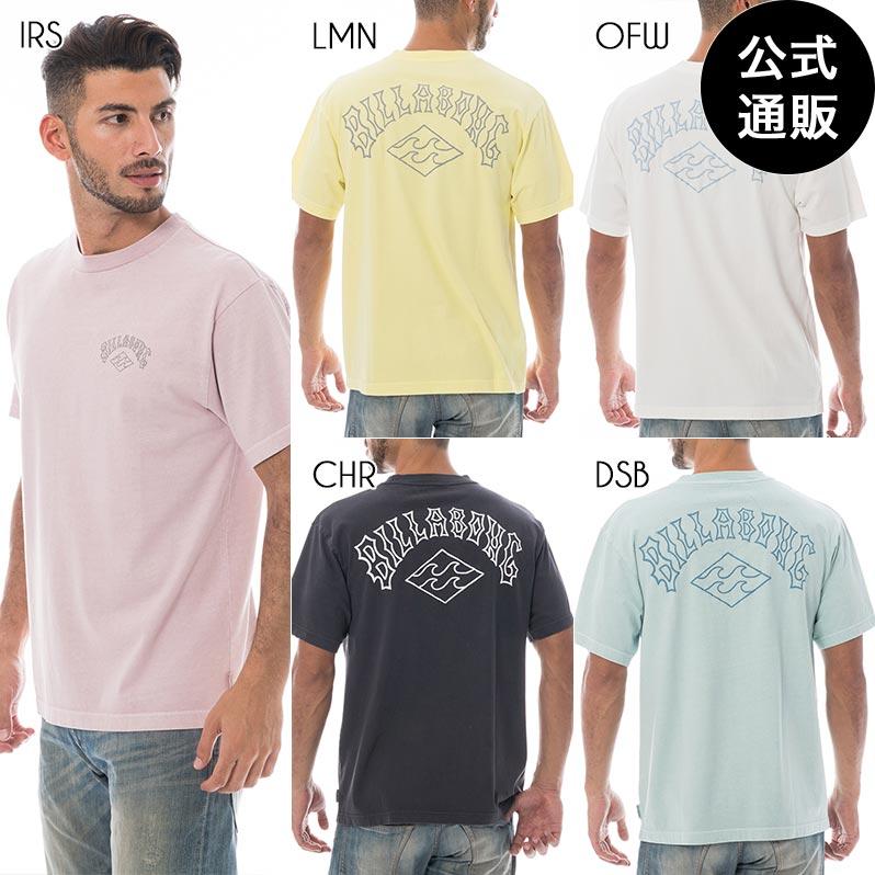 2019 ビラボン メンズ WAVE WASH BIG LOGO Tシャツ