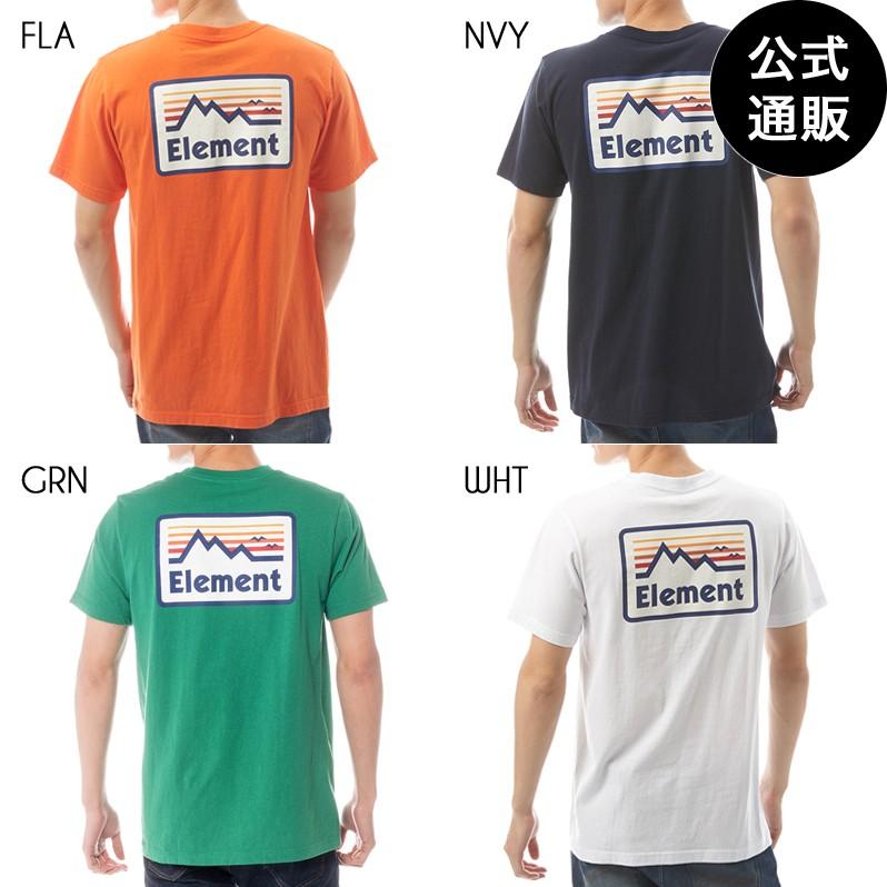 2019 エレメント メンズ  OUTDOOR SS Tシャツ