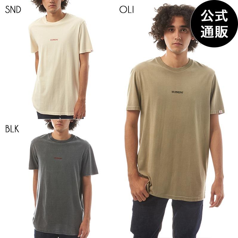2019 エレメント メンズ  DAWN SS Tシャツ