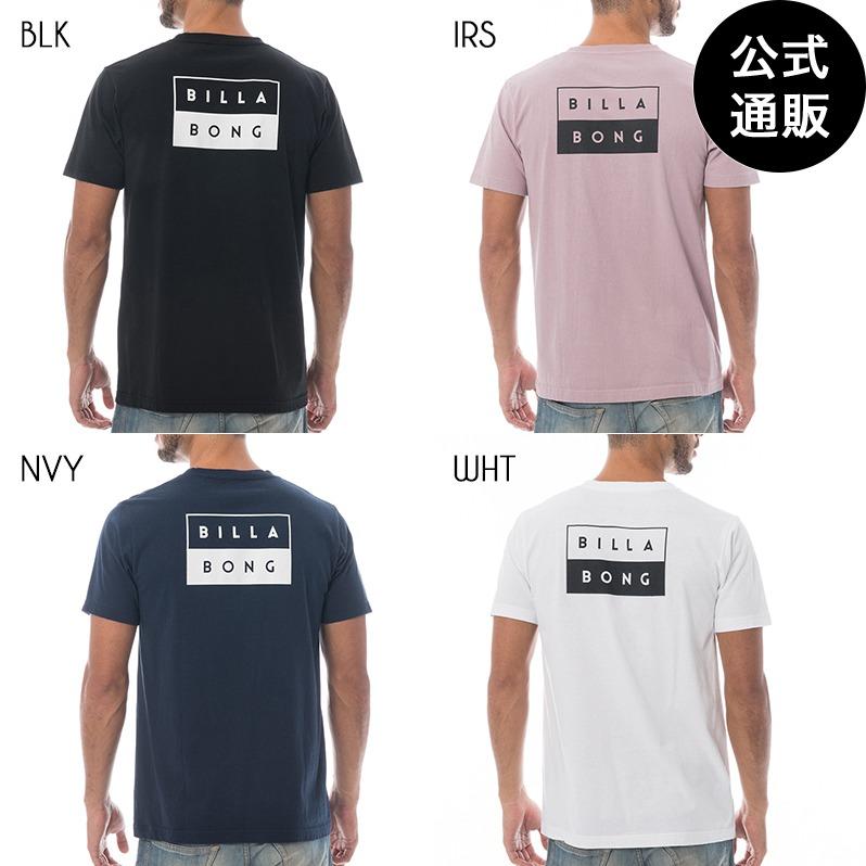 2019 ビラボン メンズ  DECAL SOLID Tシャツ