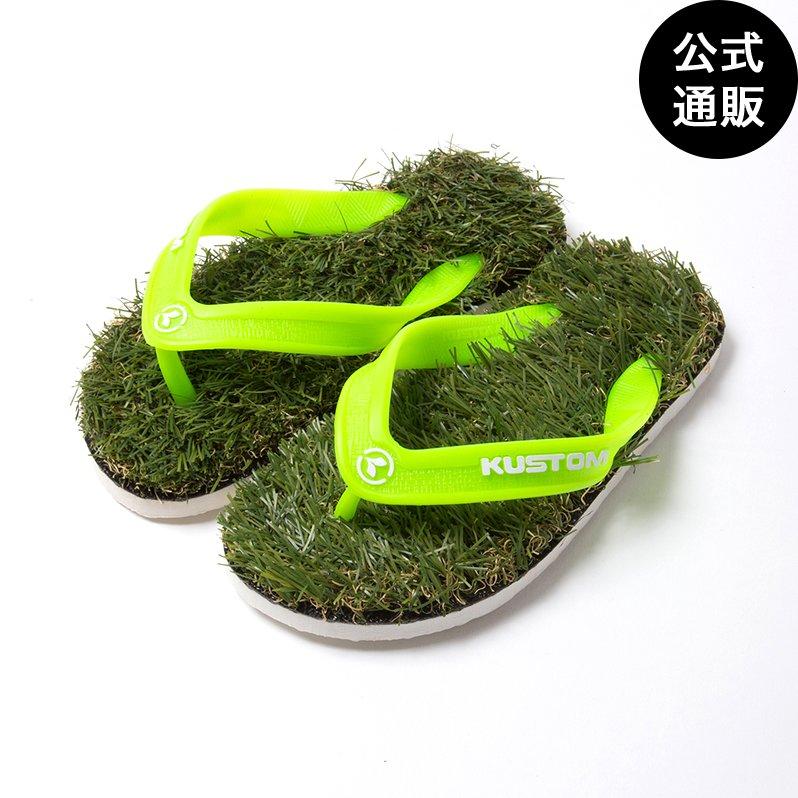 【OUTLET】2019 カスタム キッズ KIDS KEEP GRASS サンダル【2019年春夏モデル】