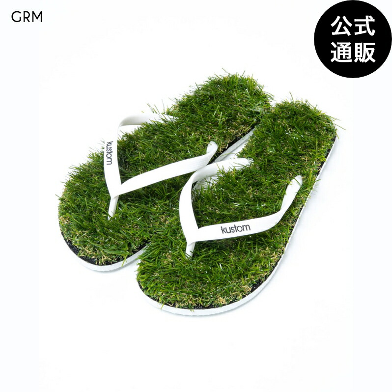 【OUTLET】2020 カスタム レディース KEEP ON THE GRASS サンダル【2020年春夏モデル】